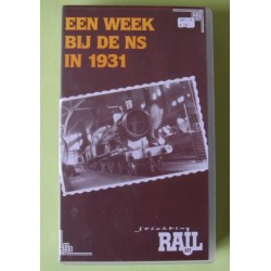 Videoband Week bij de NS in 1931