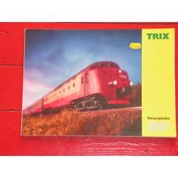Trix Nieuwigheden 2007