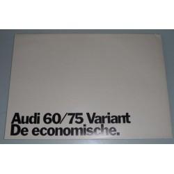 Folder Audi 60/75