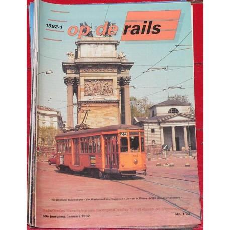 OP de Rails, jaargang 1992