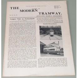Modern Tramway 119-1947