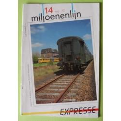 Miljoenenlijn expresse 14, aug. 1992