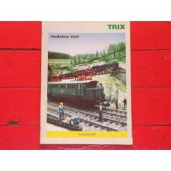 Trix Neuheiten 2000