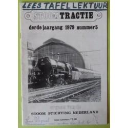 Stoomtractie nr 5 1979