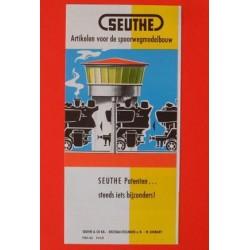 Seuthe folder 1961